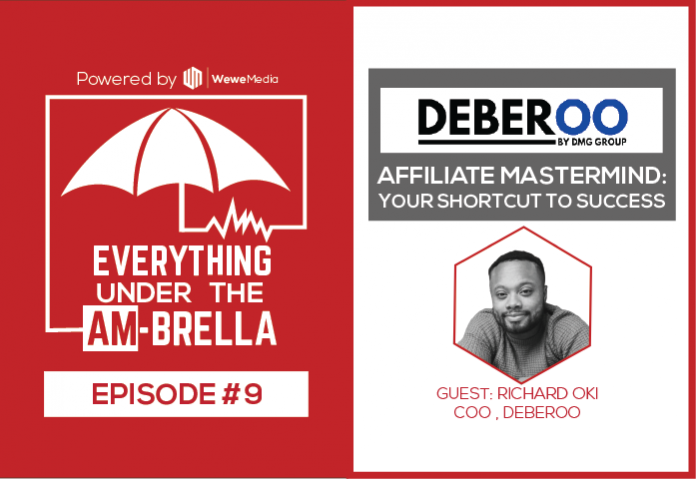 Affiliate Podcast with Deberoo